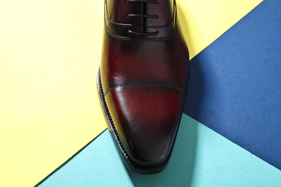 špičatá bota