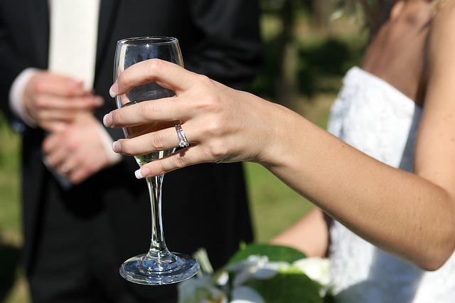 svatební banket
