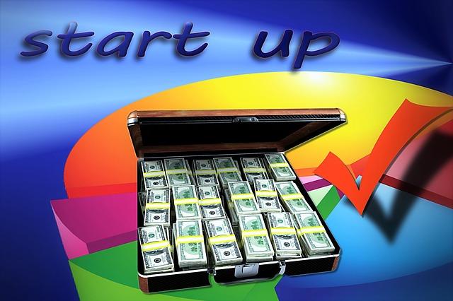 peníze pro začátek