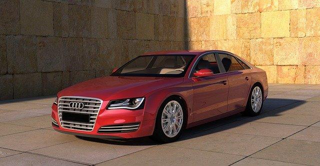 Limuzína Audi
